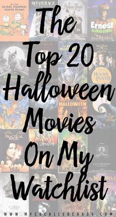 Top 20 Halloween Mov