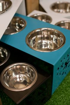 Beautiful pet bowls