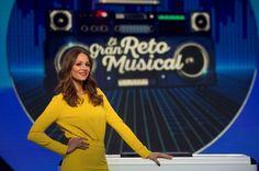 """El gran reto musical"" TVE"
