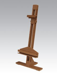 Artists's Easel.