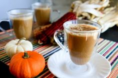 Vegan Pumpkin Spice Latte by Back to Her Roots
