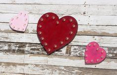 Valentines vente coeur peu grande personnalité par JunkArtGypsyz