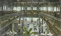 Café Bauer Unter den Linden 26 ca. 1910