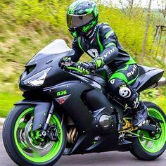 Kawasaki Ninja #ZX636