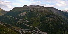 Roadtrip Grimselpas Zwitserland met TomTom
