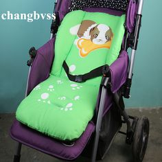 Stroller Baby Cover,Baby Car Seat Accessories,Soft Cushion Mat Thick Seat Prams for Newborns,Stroller High Chair Cover Liner