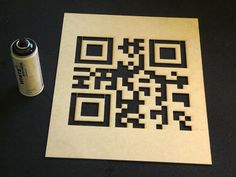 """QR """"Hobo Code"""" system. Brilliant, from the folks at Free Art & Technology: The 21st century version of passing on important, site-specific information like """"bad coffee."""" """"Bike theives."""" """"Free wifi."""" """"Mean to children."""" You get the picture."""