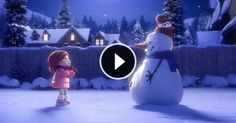 Ashort Christmas film about anendless friendship
