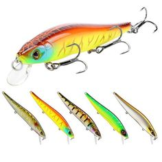 Lucky Craft LV-0 Chartreuse Shad Bass Bait Pike Walleye Zander