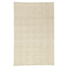 Honesdale Hand-Woven Ivory/Beige Area Rug