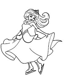 Candyland Characters Coloring Pages