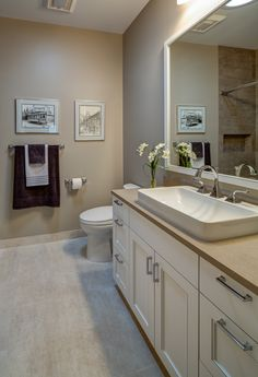 Guest Bathroom Remodel in Tigard, OR | Hammer & Hand