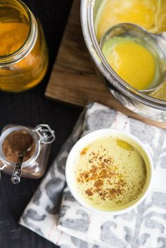 Chai-Spiced Golden Milk (with Collagen Protein) - Perry's Plate