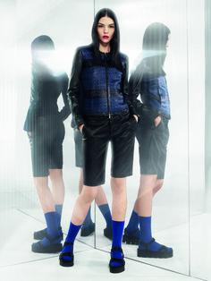 Fornarina ss15 ADV campaign #yuki #flatforms #Fornarina #myFornarina #FashionPhotography