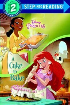 Cover image for A Cake to Bake (Disney Princess)