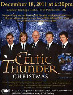 Celtic Thunder Christmas |