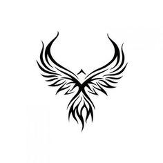 Pochoir Tattoo Phoenix