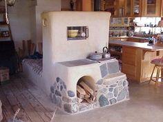 mass rocket stove