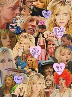 Sweet Sweet Dee collage