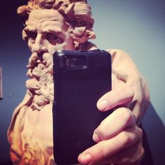 museumofselfies:  By @freedomfart   Happy #MuseumSelfie Day from LACMA <3!