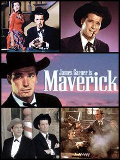 Maverick 1957-1962 starring James Garner