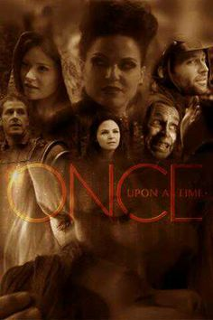 Season 1. I love how the bottom is Emma kissing Henry, breaking the curse.