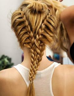 Do Not Attempt These Insane Braids Without A Professional | Daily Makeover