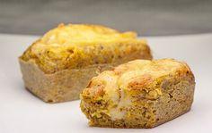 Mini-cakes à la carotte et cœur fondant au Comté