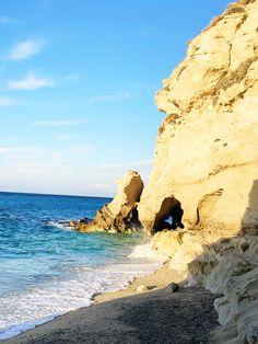 The beach at Tropea - Calabria, Italy