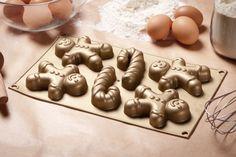 Forma silikonowa GINGERBREAD 45.50 zł Gingerbread, Stuffed Mushrooms, Future, Vegetables, Food, Stuff Mushrooms, Meal, Future Tense, Ginger Beard