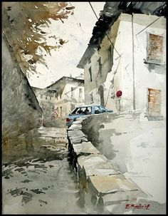 Rafal Rudko WATERCOLOR: