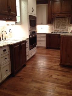 country kitchen cabinets pictures lancaster knotty alder hickory wheat island is 6007