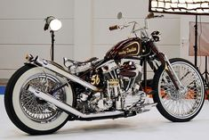 How about this Harley made from spoon & fork ? :D
