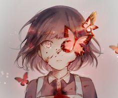 Yosano is too cute Kawaii Anime Girl, Anime Art Girl, Manga Girl, Anime Triste, Stray Dogs Anime, Bongou Stray Dogs, Sad Anime, Manga Anime, Animes Yandere