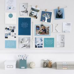 A Kikki K vision board. I might have to make my own I think.