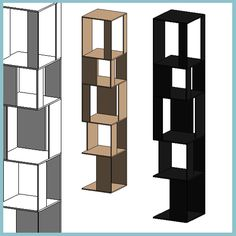 Cubic (Autodesk Revit Architecture 2012 Families) - urBIM Revit Components Revit Architecture, Families, Furniture, Home Decor, Decoration Home, Room Decor, My Family, Home Furnishings