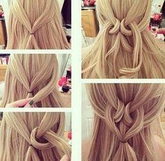 #Penteados #Cabelo #Style