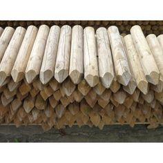 Dřevěné palisády z naší nabídky jsou vyrobeny z jehličnanového dřeva, nejsou povrchově upraveny a prodáváme je v různých velikostech a v různém provedení.