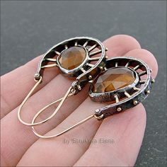 Love the look of these earring, but the hooks are hard to get through normal-sized pierced ears.