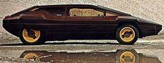 Lancia Sibilo by Marcello Gandini, Bertone 1978