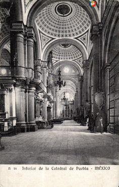 Fotos de Puebla, Puebla, México: Interior de la Catedral de Puebla