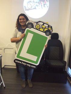 EVA NOEMÍ RODRÍGUEZ!!! #hoyvoy #autoescuela #badalona