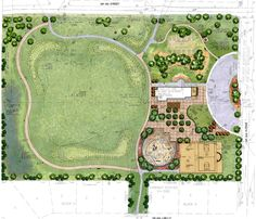 Landscape Architecture Graphic