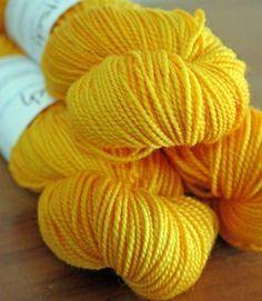 4ply Knitsch Sock Yellow Brick Road