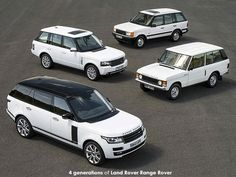 Land Rover Range Rover celebrates 45 years of luxury, design and innovation | Auto Trader South Africa