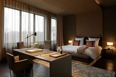 The Das Stue Hotel in Berlin | HomeDSGN, a daily source for inspiration and fresh ideas on interior design and home decoration.