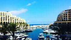 St. Julian's - einer der schönsten Hafen ⛵🌊