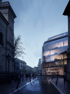 CGarchitect - Professional 3D Architectural Visualization User Community   REFLECTIONS