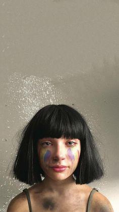Maddie Ziegler Sia, Sia And Maddie, K Pop, Sia Kate Isobelle Furler, Sia Music, Fantasy Make Up, Kawaii, Melanie Martinez, Dance Moms