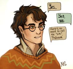 Sassy Harry by nastjastark